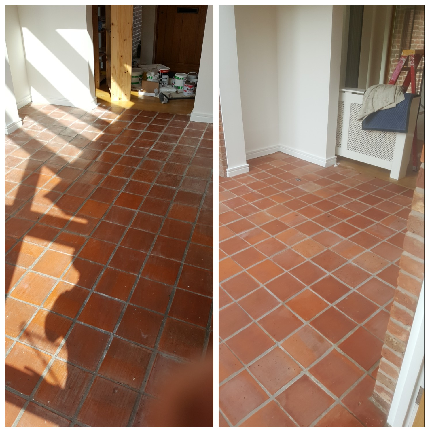 Tile cleaning in York