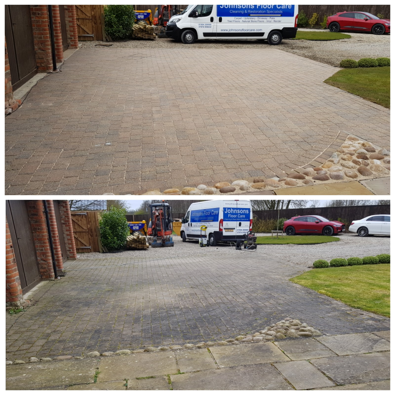 driveway cleaning wetherby